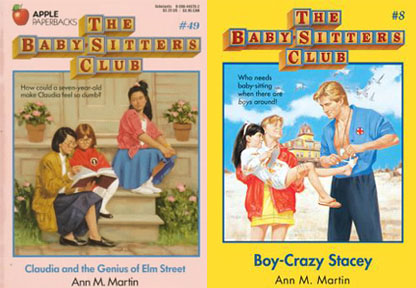 "Which ""Baby-Sitters Club"" member are you?"