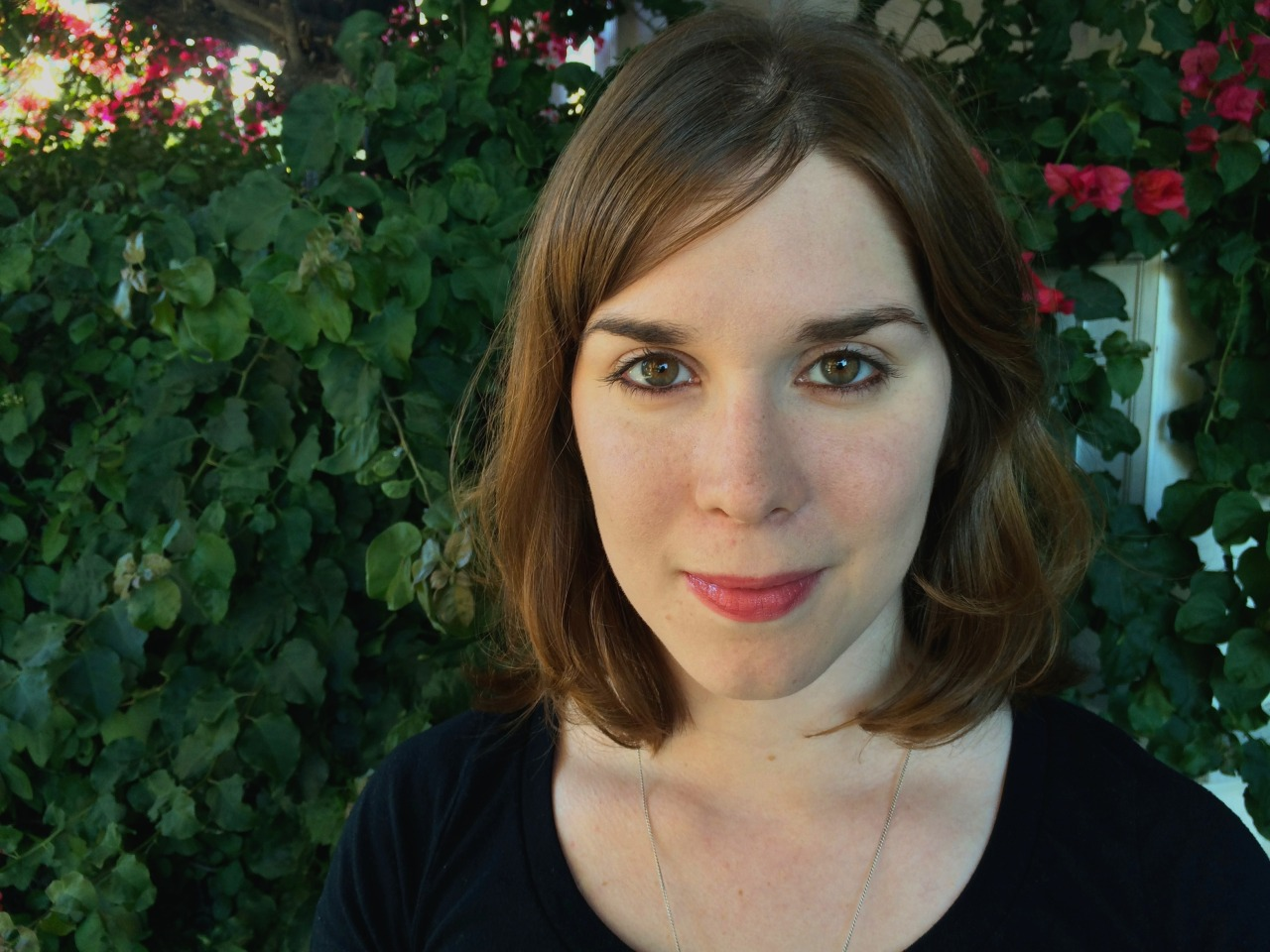 We interviewed Katie Coyle, author of 'Vivian Apple at the End of the World'