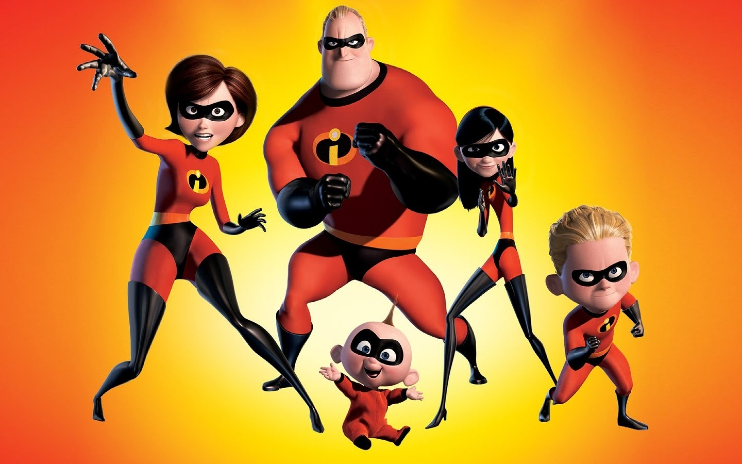 Everyone just needs to go back and re-watch the 'The Incredibles'