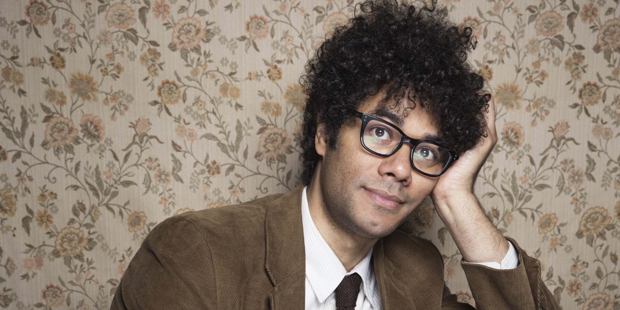 Meet Richard Ayoade, your newest celeb crush