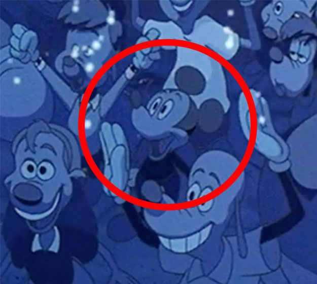 Disney let us in on a little secret: There are Mickeys hidden EVERYWHERE
