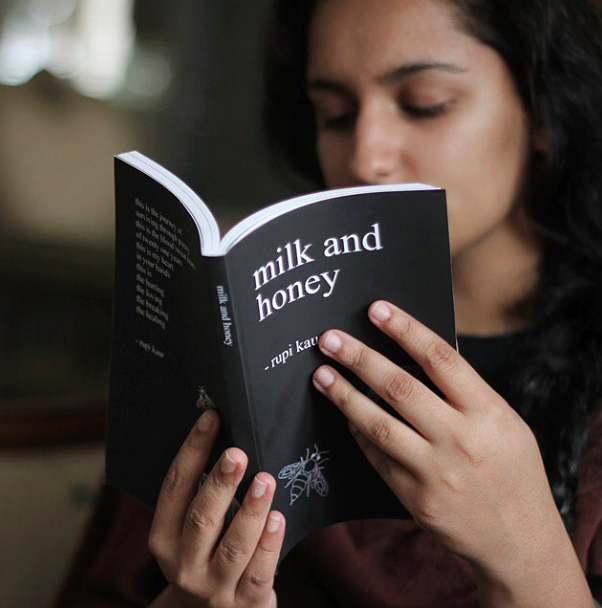 Talking to feminist poet Rupi Kaur made us love her even more