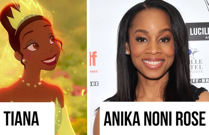Here is what your favorite Disney princesses look like in real life