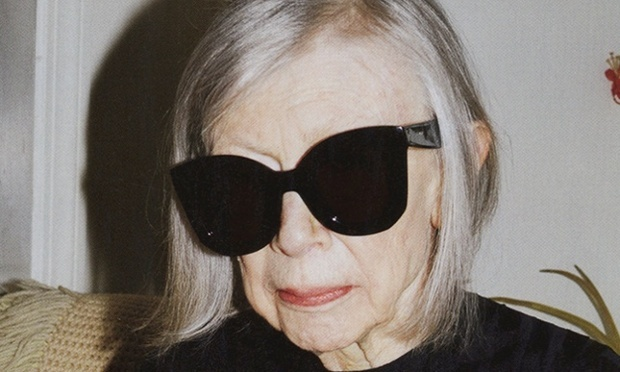 Joan Didion responds to all the Internet excitement about her Céline ad just perfectly