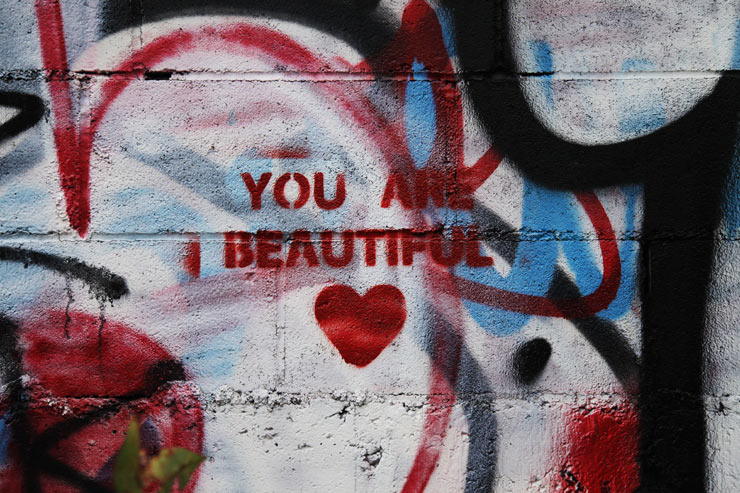 What to remember when all you see are your own 'imperfections'
