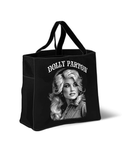 Let's carry Dolly Parton around with us every single day