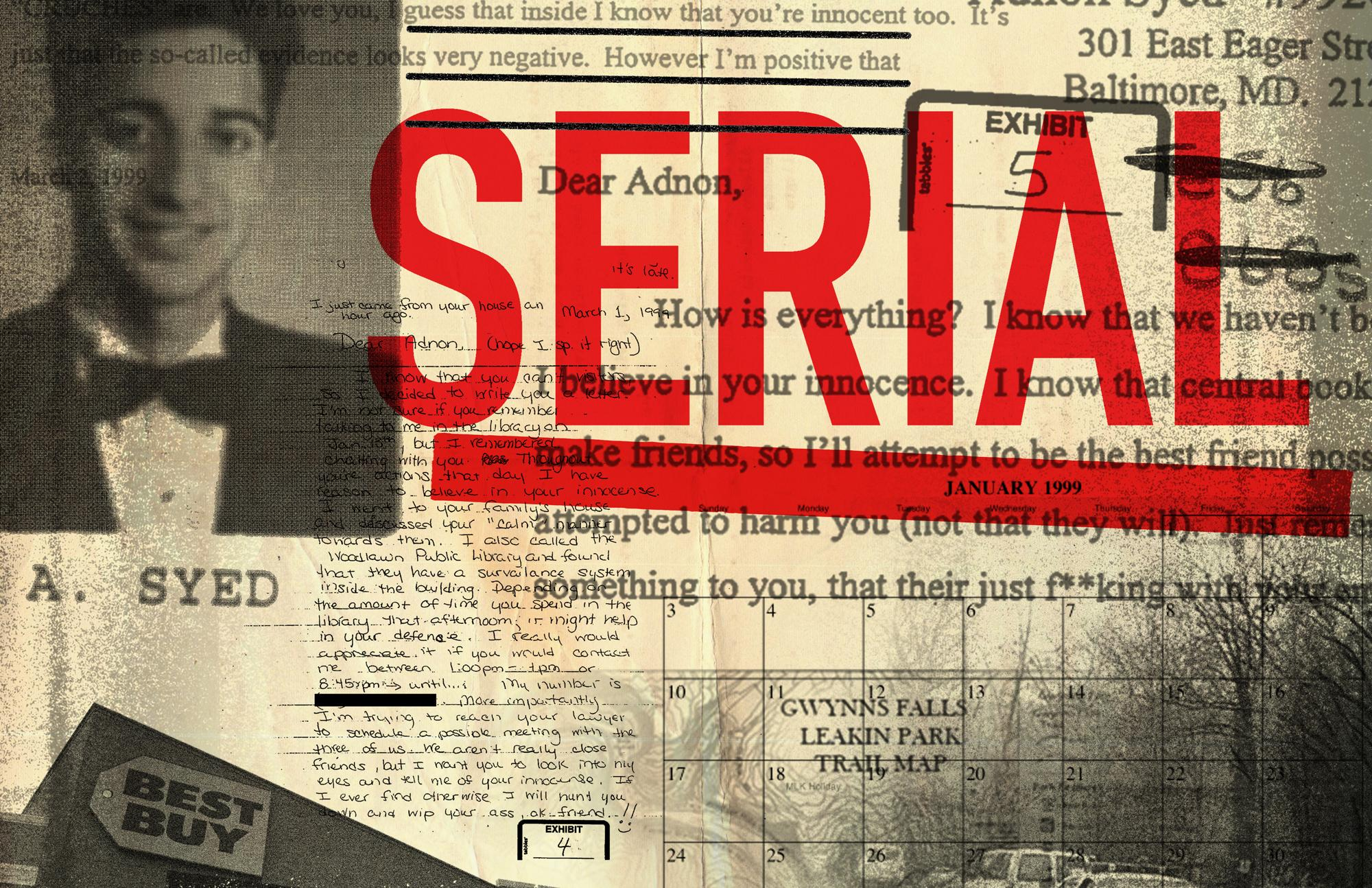 The latest updates from the ongoing 'Serial' drama