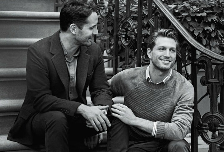 Tiffany's newest ad features a real-life same-sex couple, and it's beautiful