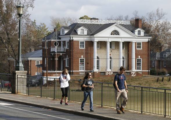 Here's a major update on the UVA campus sexual assault allegations