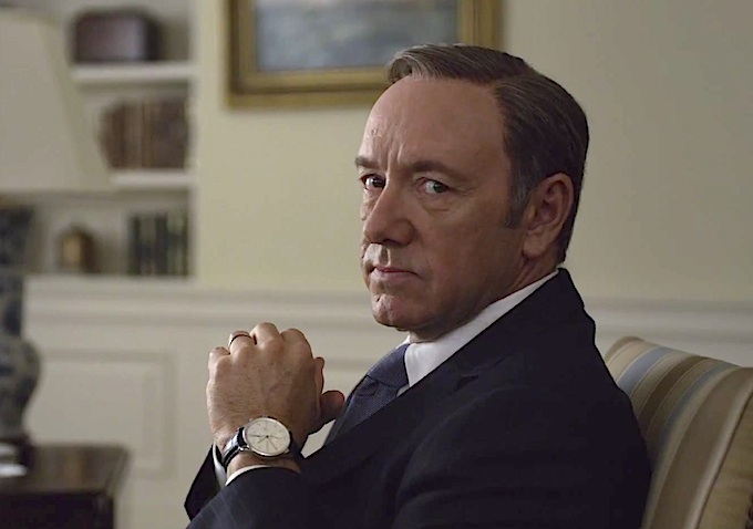 The new 'House of Cards' trailer is SO intense, you guys