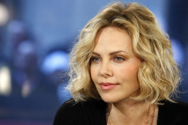 Charlize Theron demands equal pay, because that's what's right