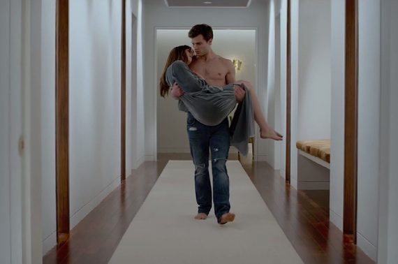 34 things I thought while watching the '50 Shades of Grey' trailer