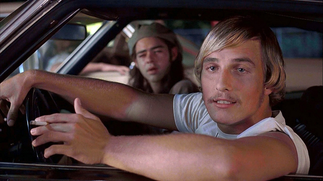 We still can't process the awesomeness of Matthew McConaughey's 'Dazed and Confused' audition tape