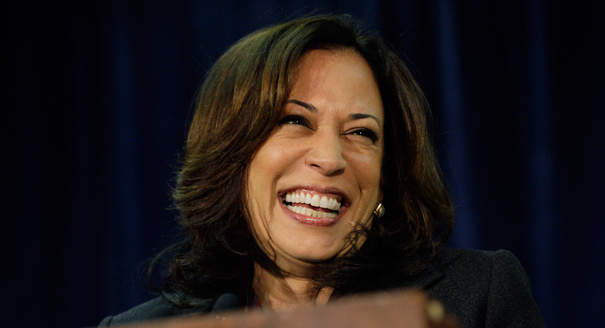 Could Kamala Harris one day be our president?