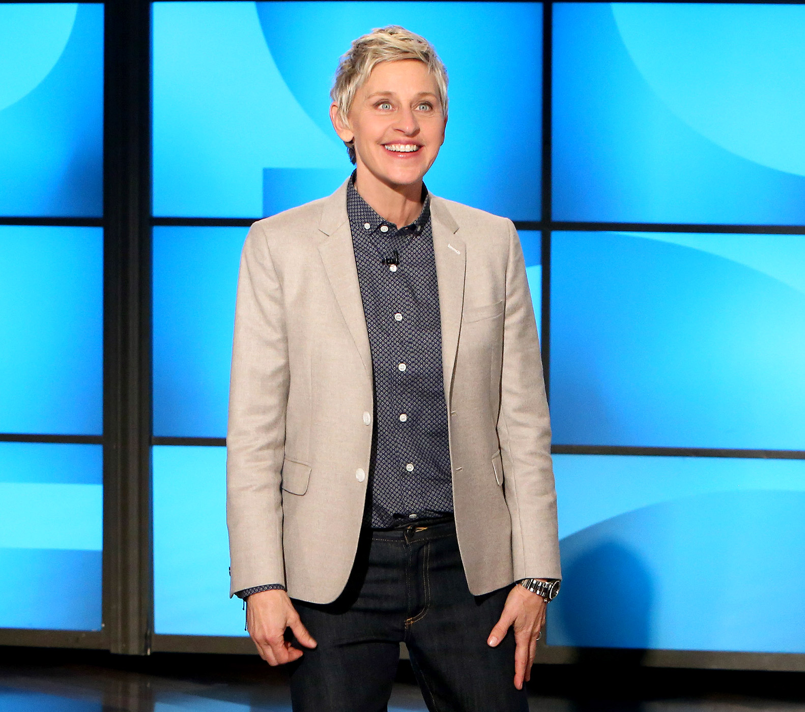 Ellen's perfect response to a homophobic article will make you slow-clap