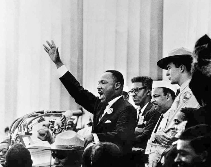 "Everything I need to know, I learned from the ""I Have a Dream"" speech"