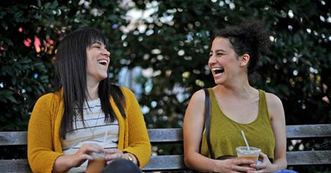 Stop everything: There's a 'Broad City' app, and it will change your life