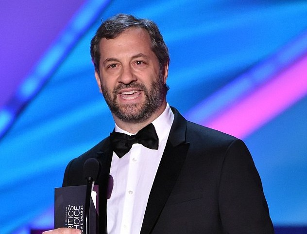 Judd Apatow is speaking out against Bill Cosby and it is amazing and important