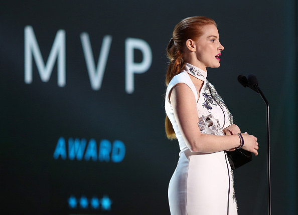 Must watch of the day: Jessica Chastain's beautiful speech about diversity and Hollywood
