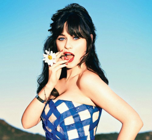Happy Birthday, Zooey!