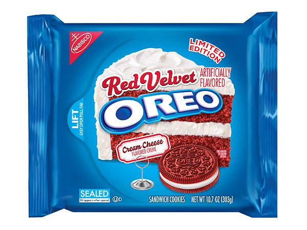 PSA: Red velvet Oreos are happening. Like, now.