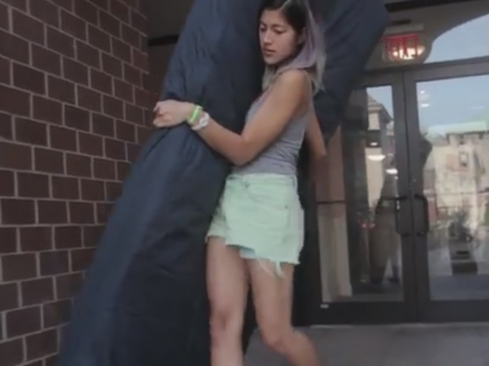 Emma Sulkowicz will attend tonight's State of the Union address. Here's why that matters.