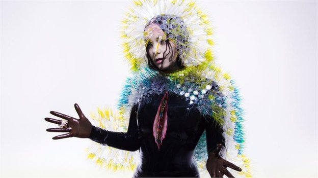 Just a few reasons we're listening (and re-listening) to Björk's new album