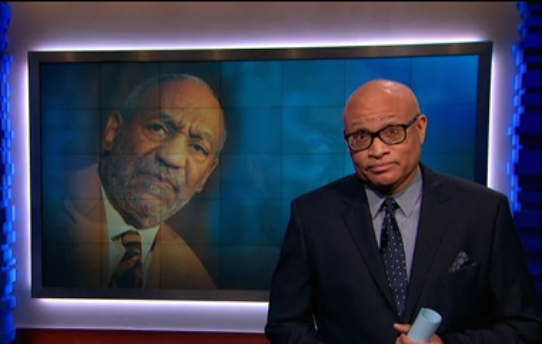 'Larry Wilmore' devoted an entire episode to the Cosby rape allegations. Watch it.