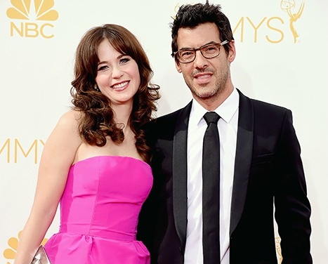 Congratulations on your engagement, Zooey!