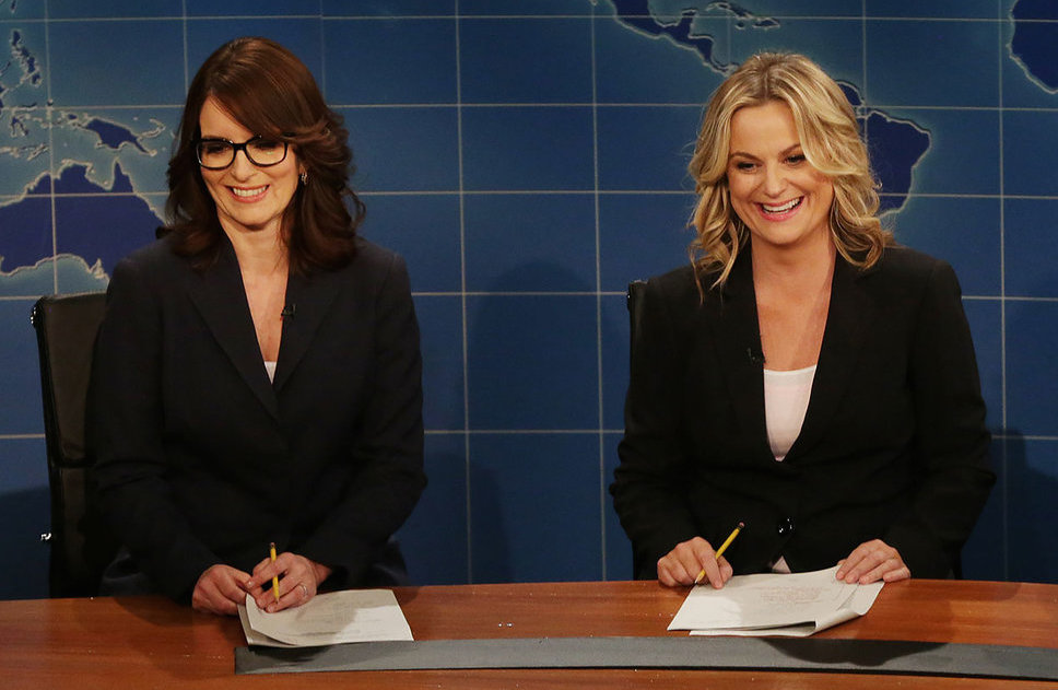 All the times Amy Poehler and Tina Fey's friendship was the cutest