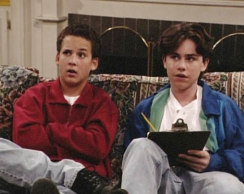 Some truly important 'Boy Meets World' lessons Rider Strong should pass on to his new baby