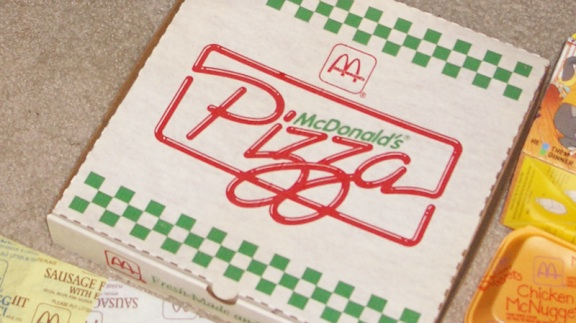 Brace yourselves: McPizza is a real thing that exists at (select) McDonalds