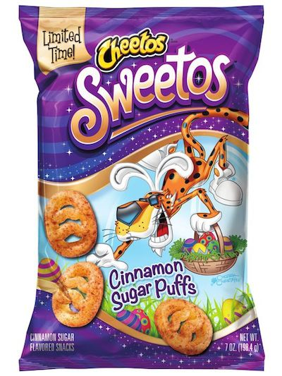 Cheetos' Sweetos (and other chips we can't believe exist)