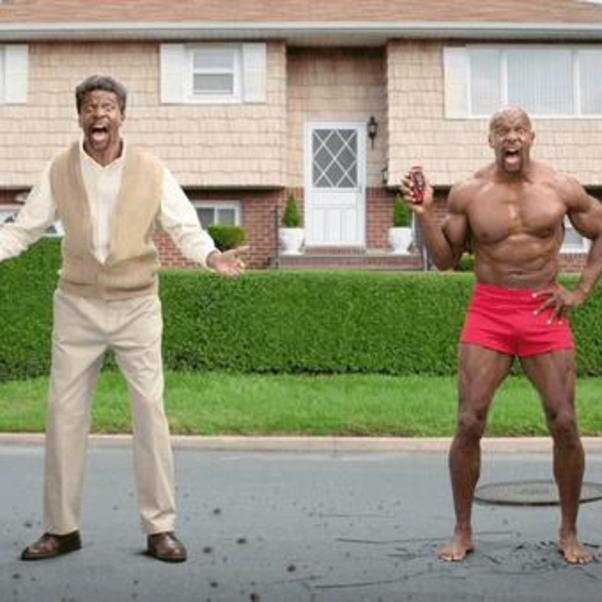 Here's that trippy Terry Crews Old Spice commercial everyone's talking about