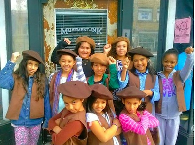 The Radical Brownies are totally updating what it means to be a Girl Scout
