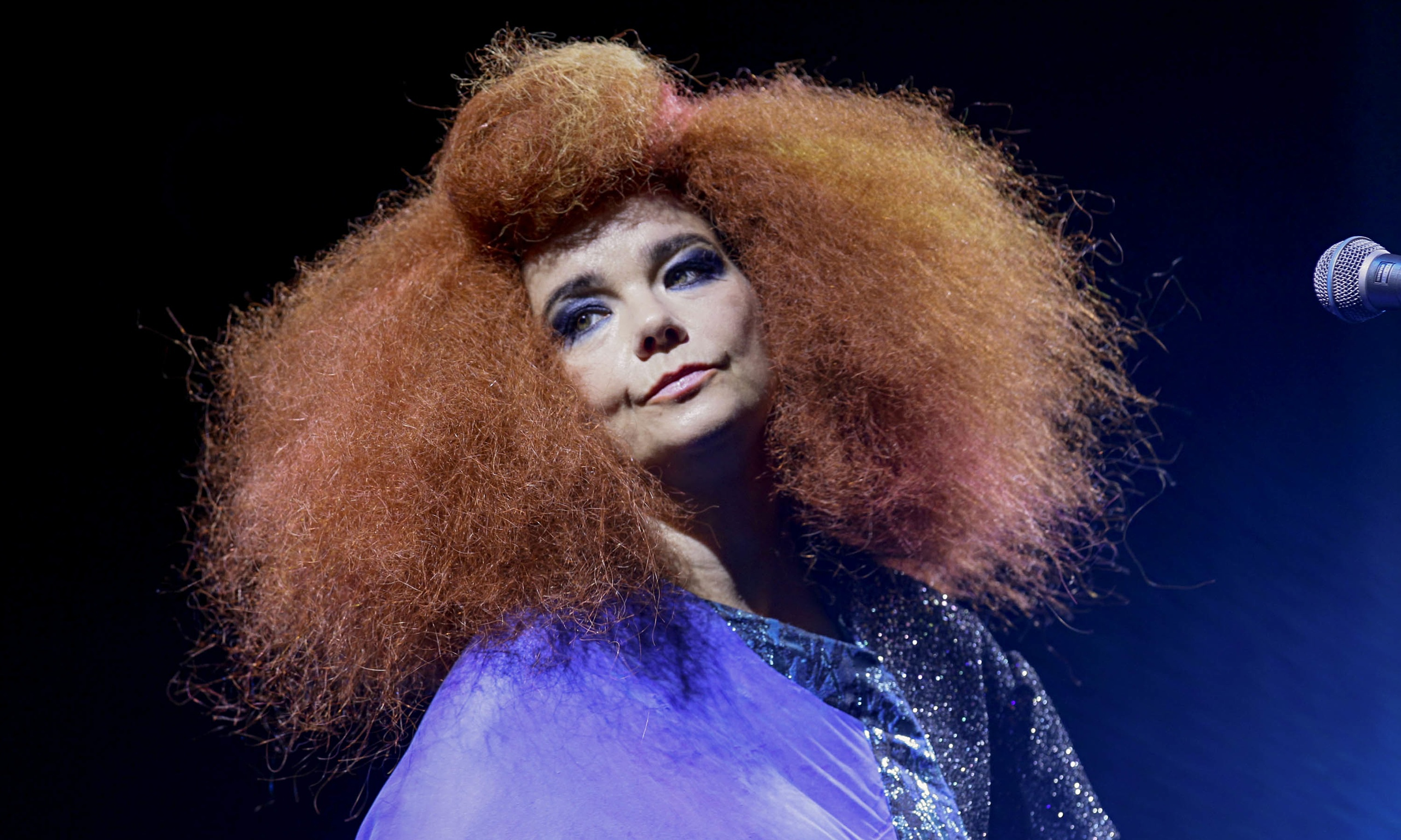 Björk just dropped some major feminist truths about the music industry
