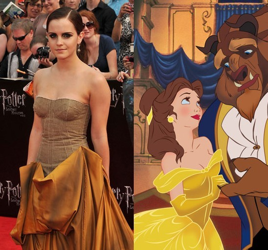 The Disney Princess we've been waiting for: Emma Watson joins 'Beauty and the Beast'