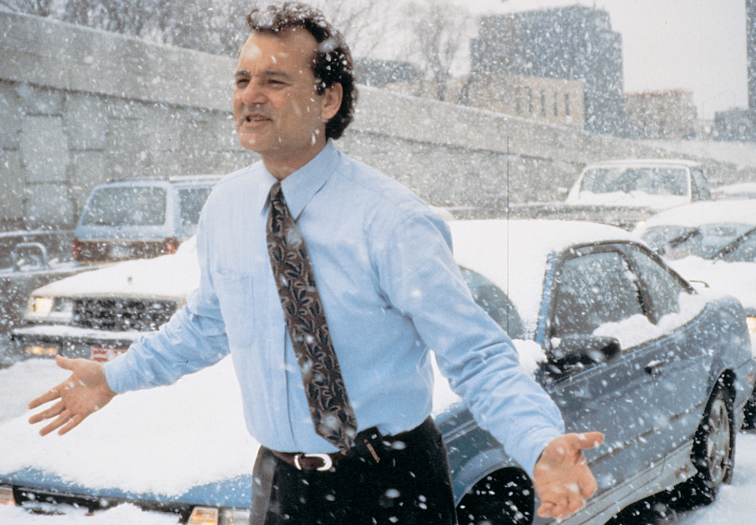 How to prepare emotionally for this crazy blizzard