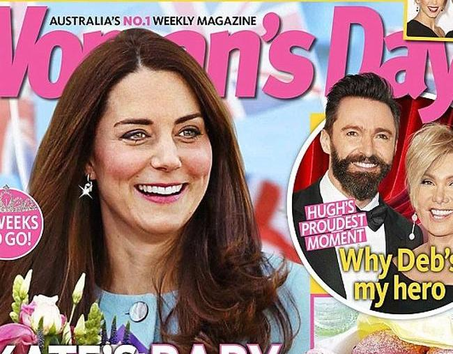 Dear Magazines: Let's stop Photoshopping Kate Middleton (and everyone else). Thx!