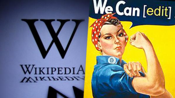 Did Wikipedia ban feminist editors from the Gamergate page?
