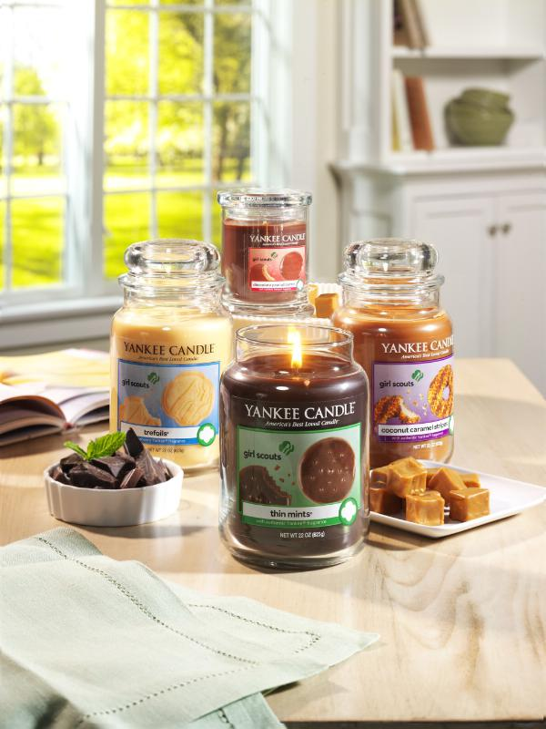 Girl Scout cookie-scented candles exist, and we need them immediately