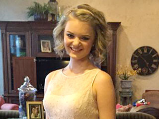 Not OK: School shames girl for wearing perfectly awesome dress to dance