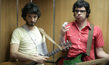 The 'Flight of the Conchords' guys answer our prayers for more 'Flight of the Conchords'
