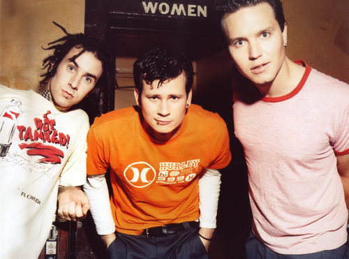 The continuing saga of Blink-182, explained in Blink-182 gifs
