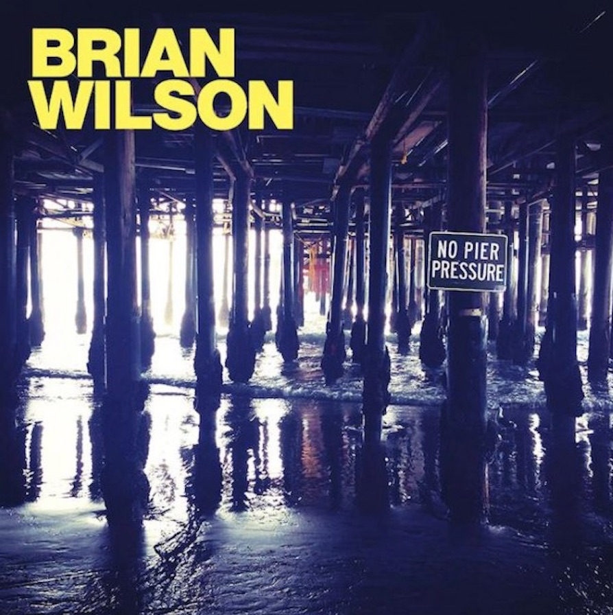 One more reason we're psyched for Brian Wilson's new album