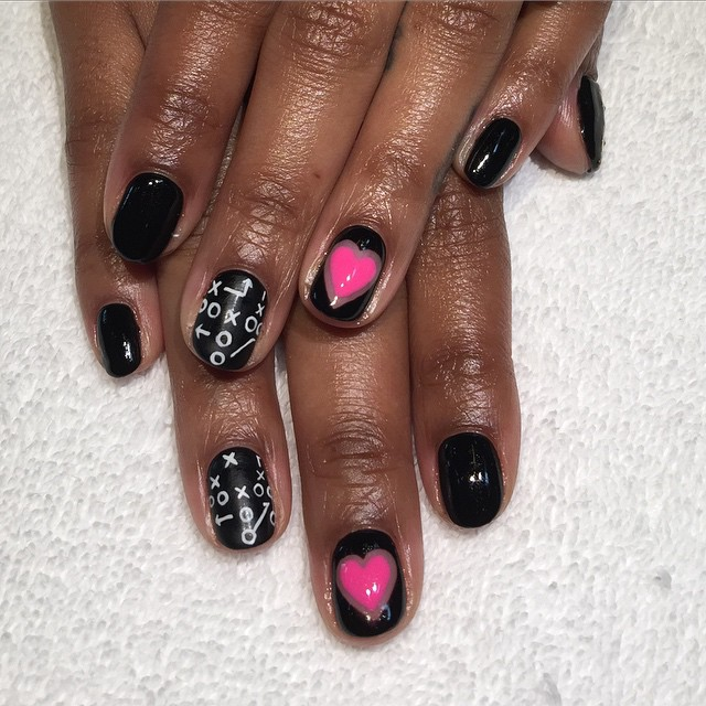 Nails of the Day: V-Day Play-By-Play