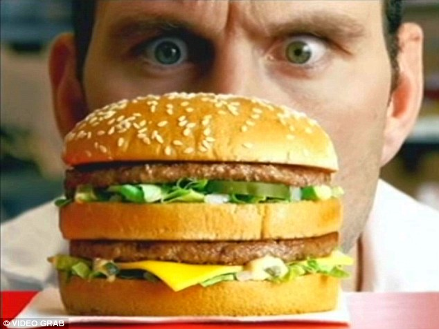 You can now pay for a Big Mac with a selfie