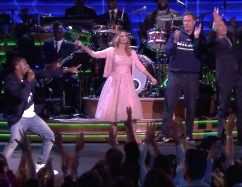 Will Ferrell, Kevin Hart, & Jimmy Fallon throw down in this epic 'Lip Sync Battle'