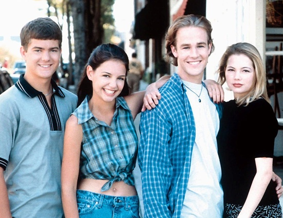 All the things I noticed when I re-watched the first season of 'Dawson's Creek'