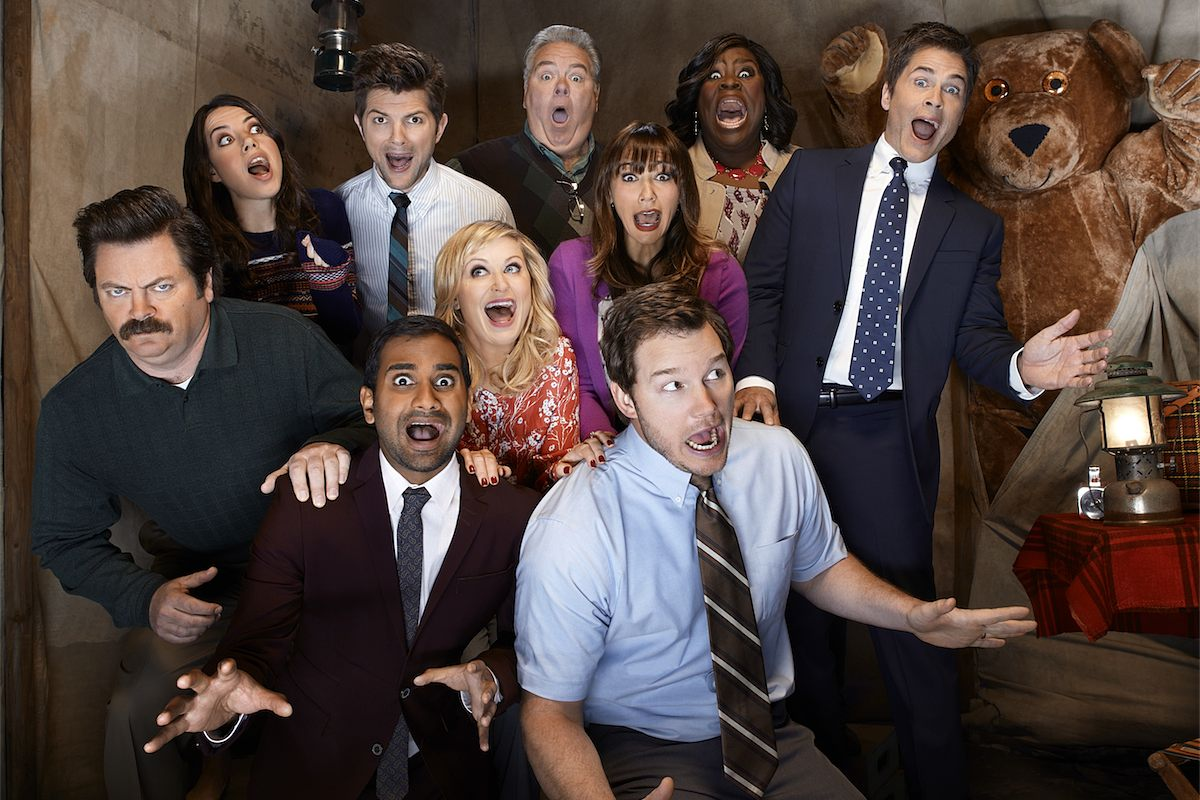 What we can look forward to in 2017, according to 'Parks and Recreation'